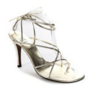Stuart Weitzman Size 10.5 Karmalla Strappy Heels